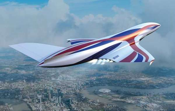 New Hypersonic 'Space Plane' Can Get You From New York to London in One Hour