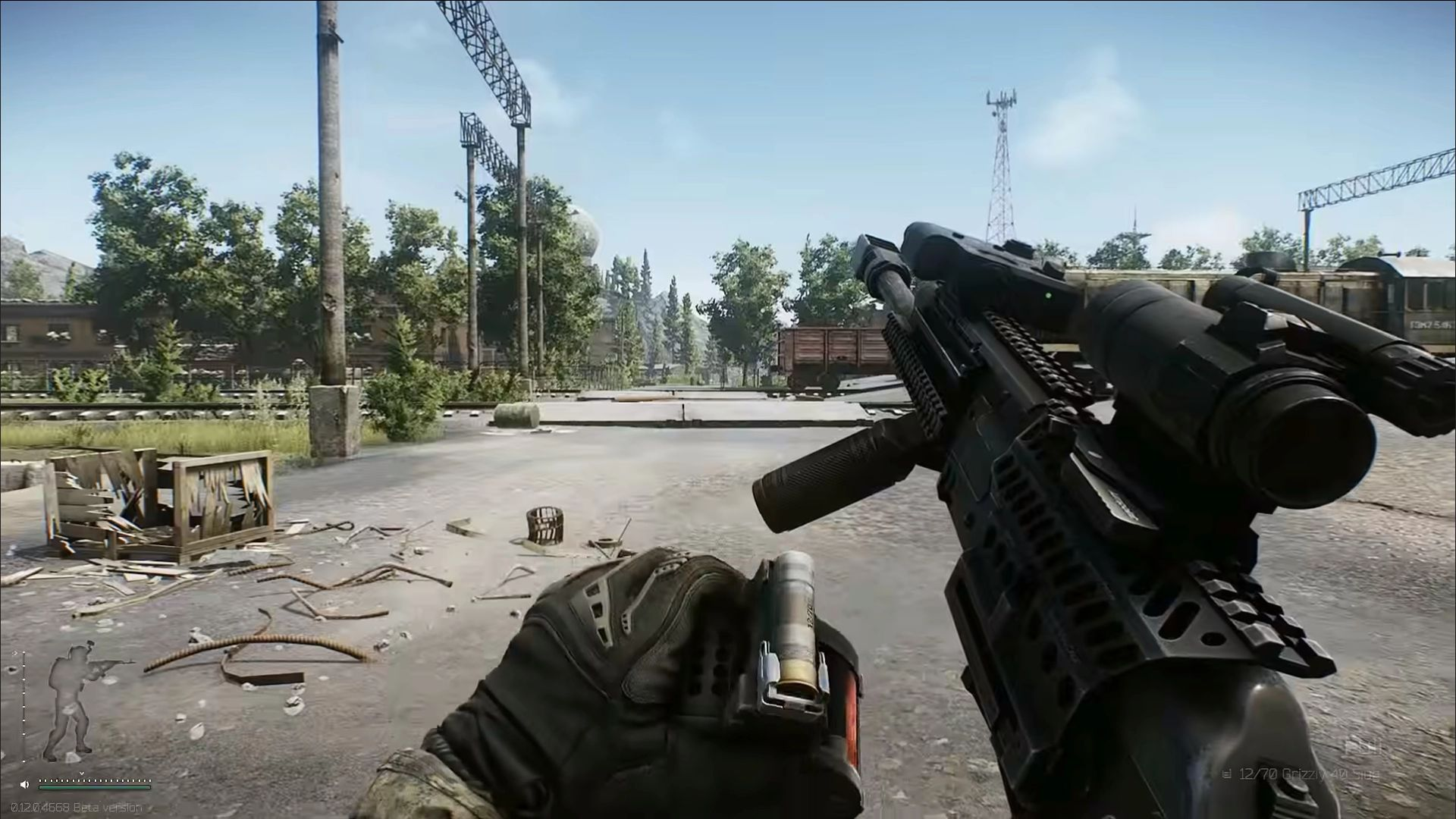 Party.biz - Blog View - Some suggestions to new players in Escape from Tarkov