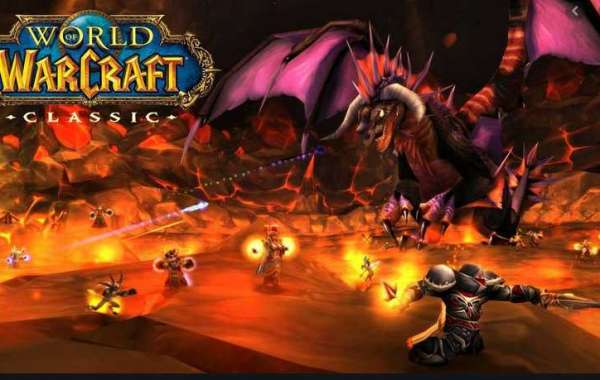 Players in World of Warcraft Azeroth