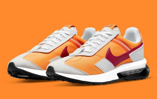 """DC9402-800 Nike Air Max Pre-Day """"Kumquat"""" will be released soon"""