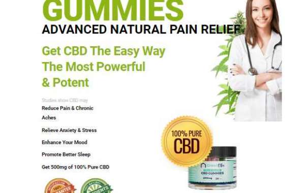 Green Otter CBD Gummies-reviews-price-buy-benefits- Reduces Anxiety & Stress