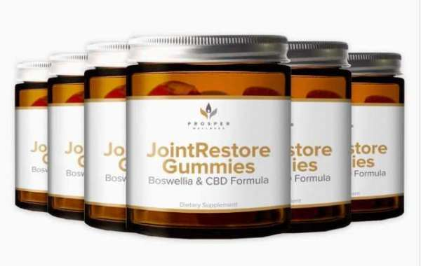 Prosper Wellness Joint Restore Gummies-reviews-price-buy-benefits for joint problems