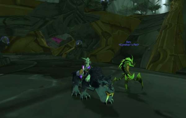 I started WoW while gearscore was soaring up